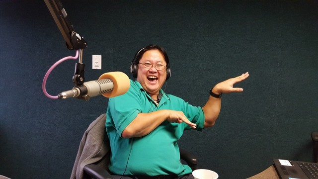 Jim Chong On Air